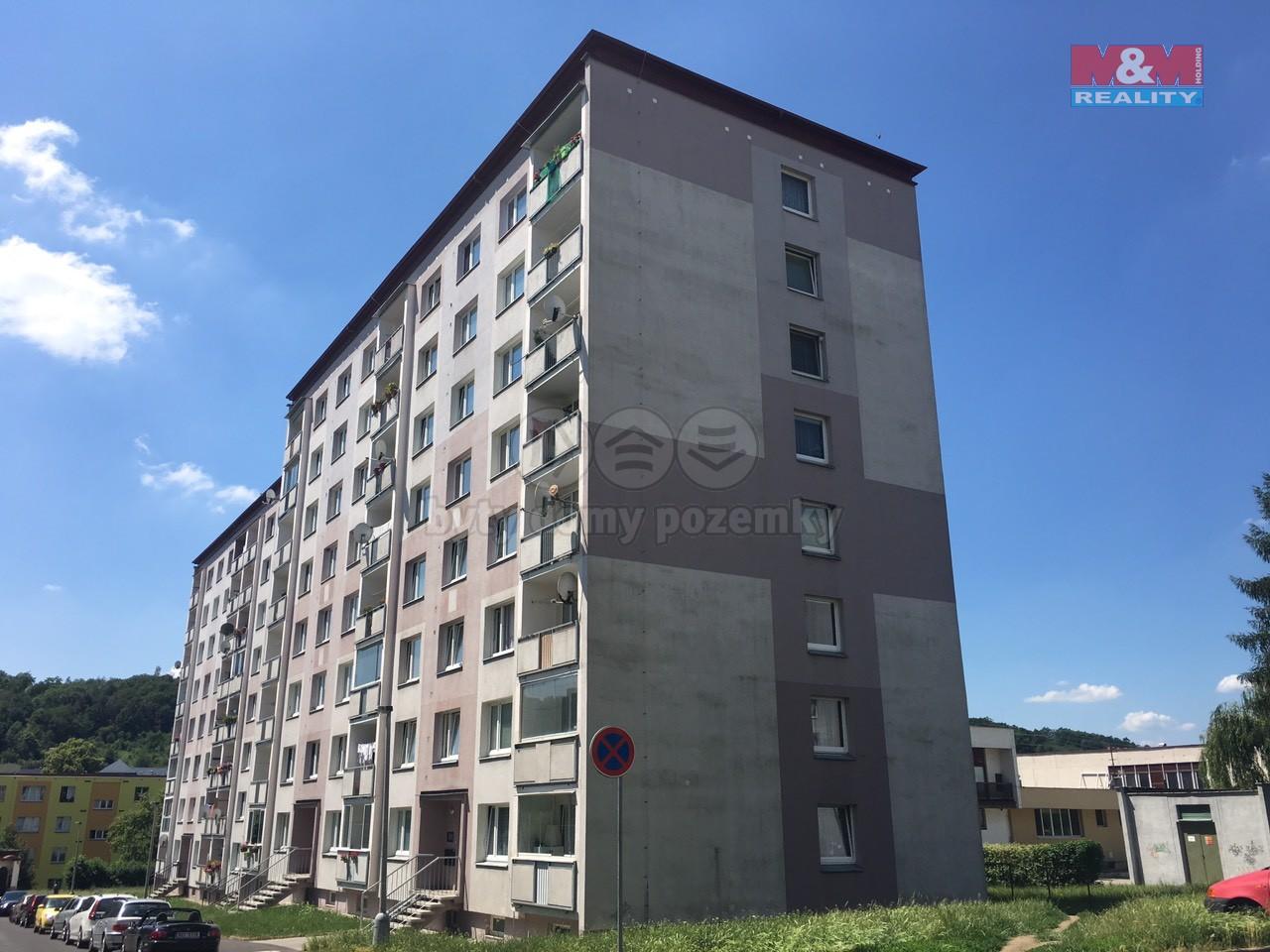Prodej, byt 1+1, 33 m2, OV, Ústí nad Labem, ul. 17.listopadu