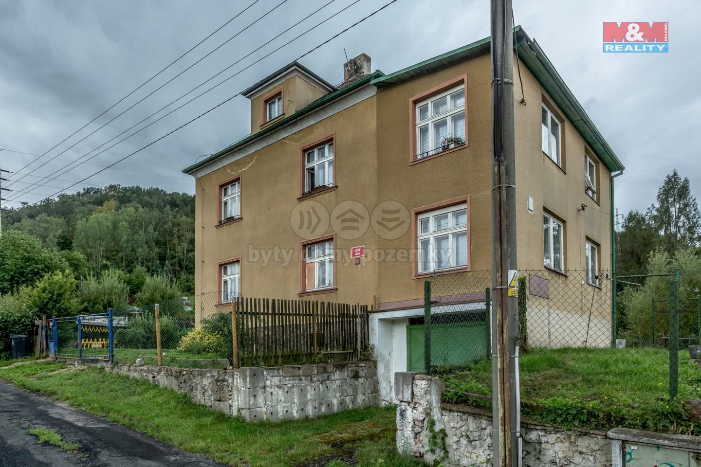 Prodej, rodinný dům, 2336 m2, Děčín - Staré město