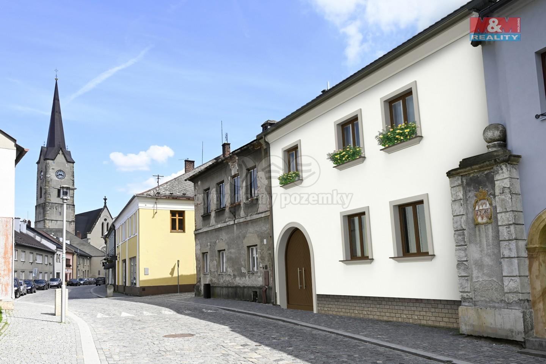 Prodej, rodinný dům, 276 m², Mohelnice, ul. Třebovská