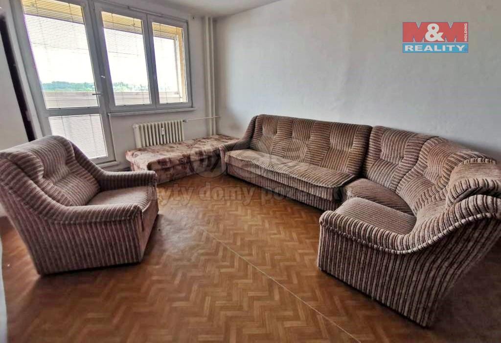 Pronájem, byt 1+kk, 29 m2, Moravská Ostrava, ul. Gen. Píky