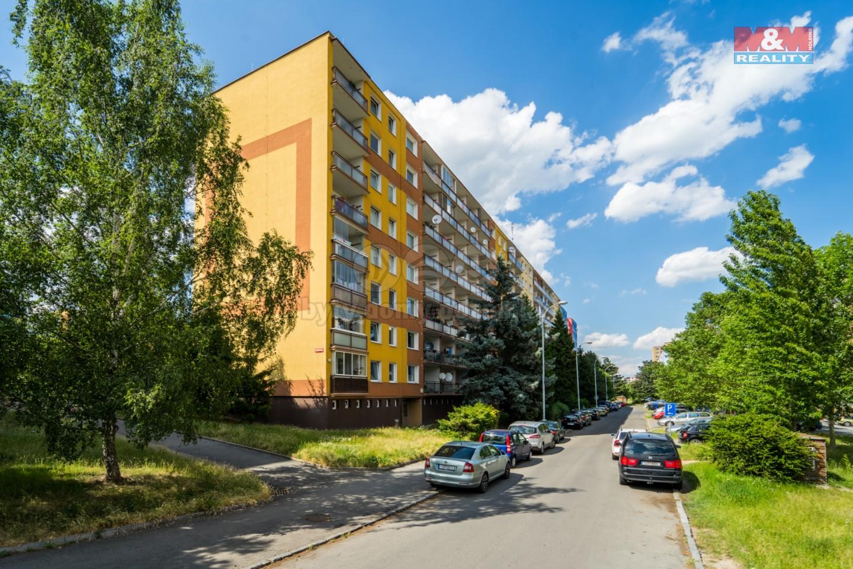 Prodej, byt 3+1, 70 m2, Plzeň, ul. Kaznějovská