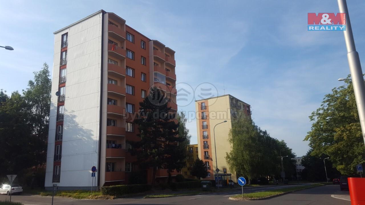 Pronájem, byt 2+1, Ostrava - Poruba, ul. 1. čs. arm. sboru