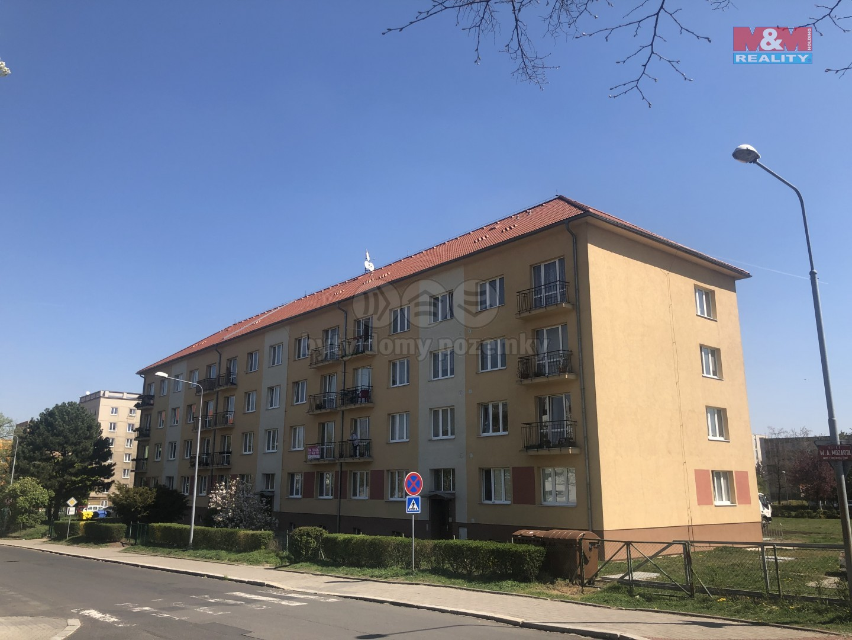 Prodej, byt 1+1, 40 m2, OV, Most, ul. W. A. Mozarta