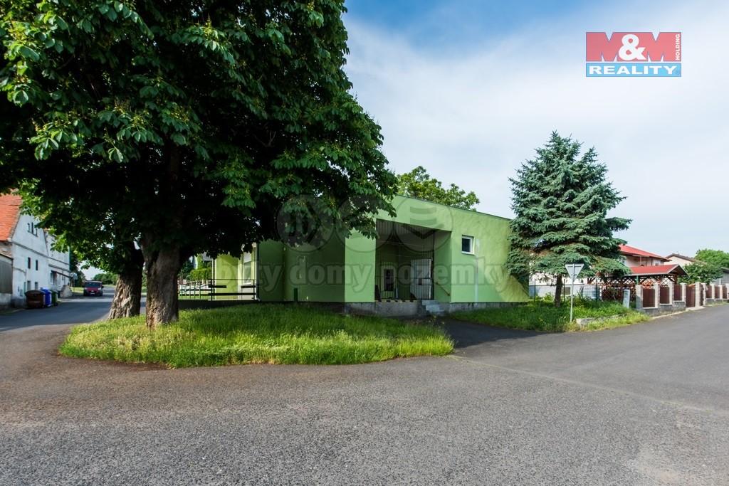 Prodej, komerční objekt, 246 m2, Chbany - Poláky