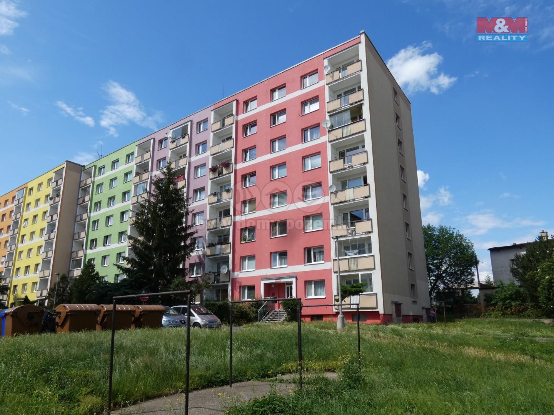 Prodej, byt 4+1, 82 m2, DV, Ústí nad Labem, ul. Plynárenská