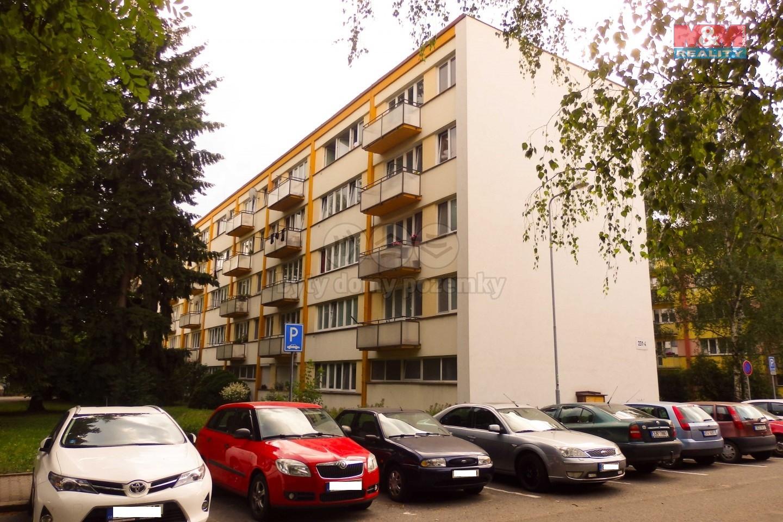 Prodej, byt 1+kk, Pardubice, ul. Prodloužená