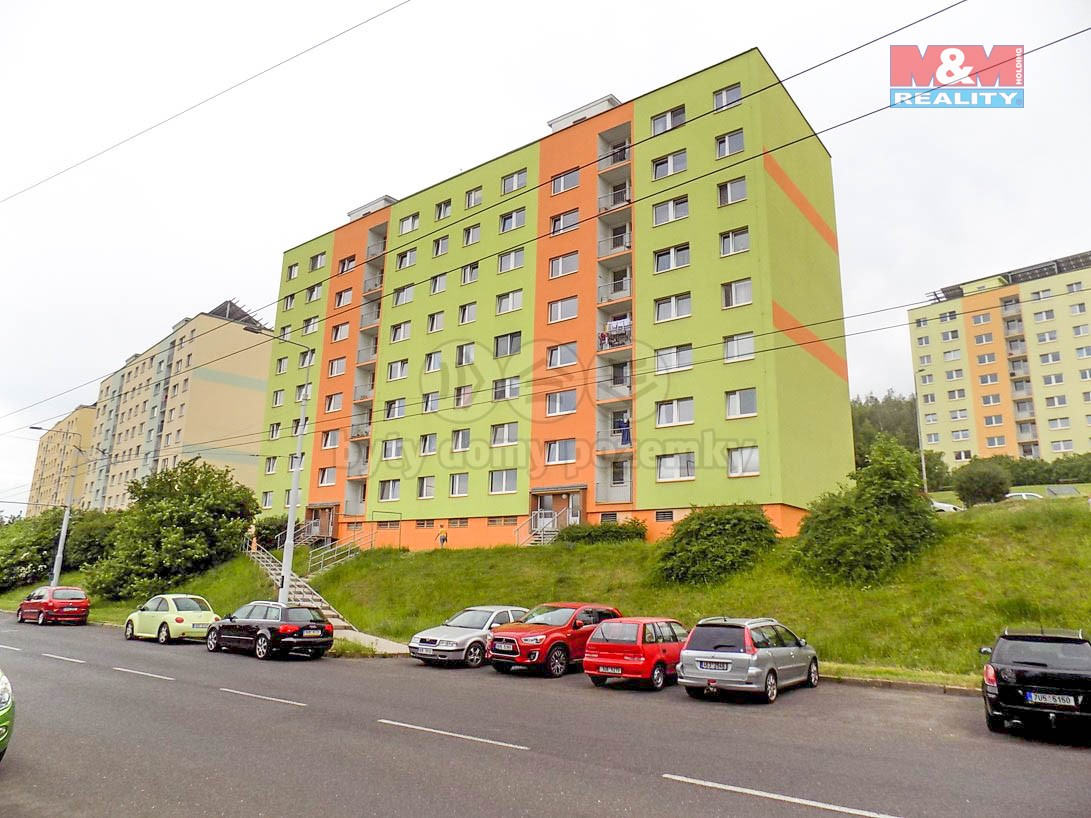 Prodej, byt 3+1, 75 m2, DB, Teplice, ul. Javorová