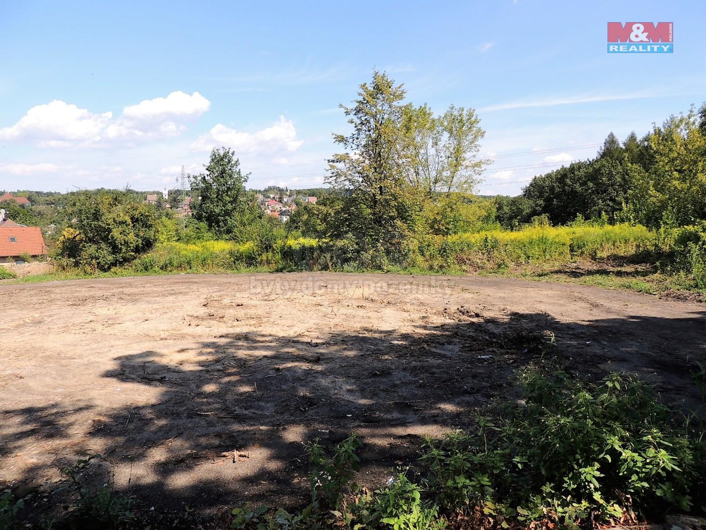 Prodej, stavební pozemek, 1026 m2, Ostrava - Radvanice
