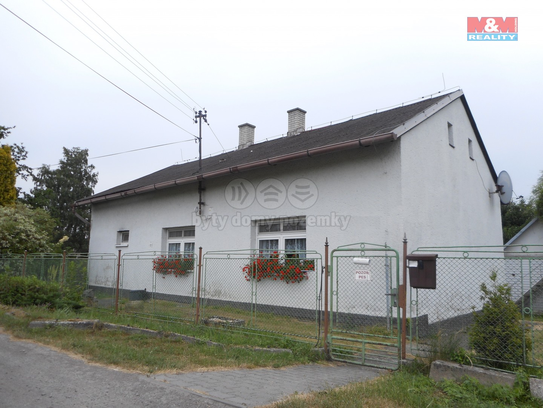 Prodej, rodinný dům 3+1, 2526 m2, Rychvald