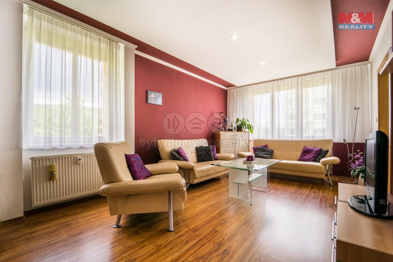 Prodej, byt 4+1, 77 m², Jirkov, ul. Studentská