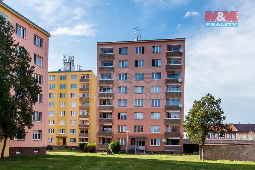 Prodej, byt 3+1, OV, 64 m2, Žatec, ul. Šafaříkova