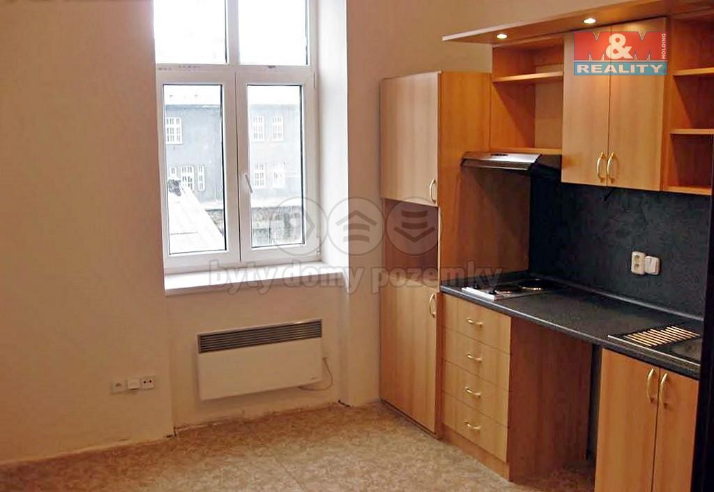 Pronájem, byt 1+1, 42 m2, Ostrava, ul. 28. října
