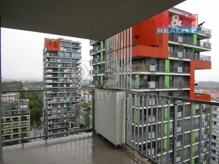 Pronájem, byt 2+kk, 58 m2, Praha 10 - Malešice