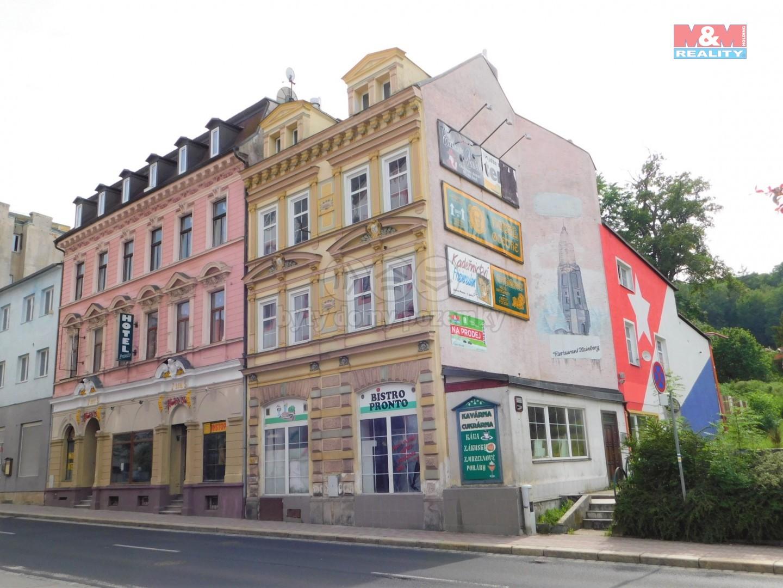 (Prodej, polyfunkční dům, 16+1, 1248 m2, Aš, ul. Hlavní), foto 1/50