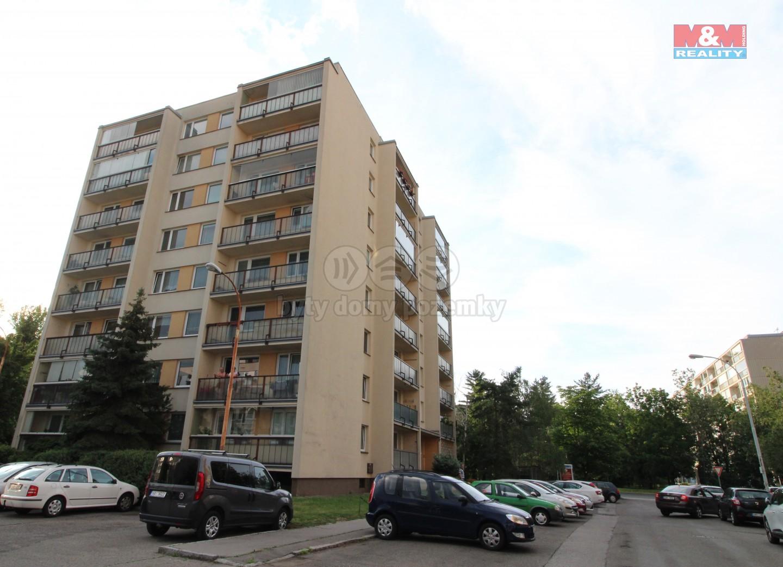 Prodej, byt 2+1, 55 m², OV, Praha 4 - Krč, lodžie
