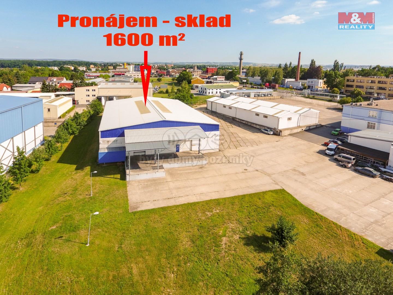 Pronájem, sklad, 1600 m², Praha, ul. Přátelství