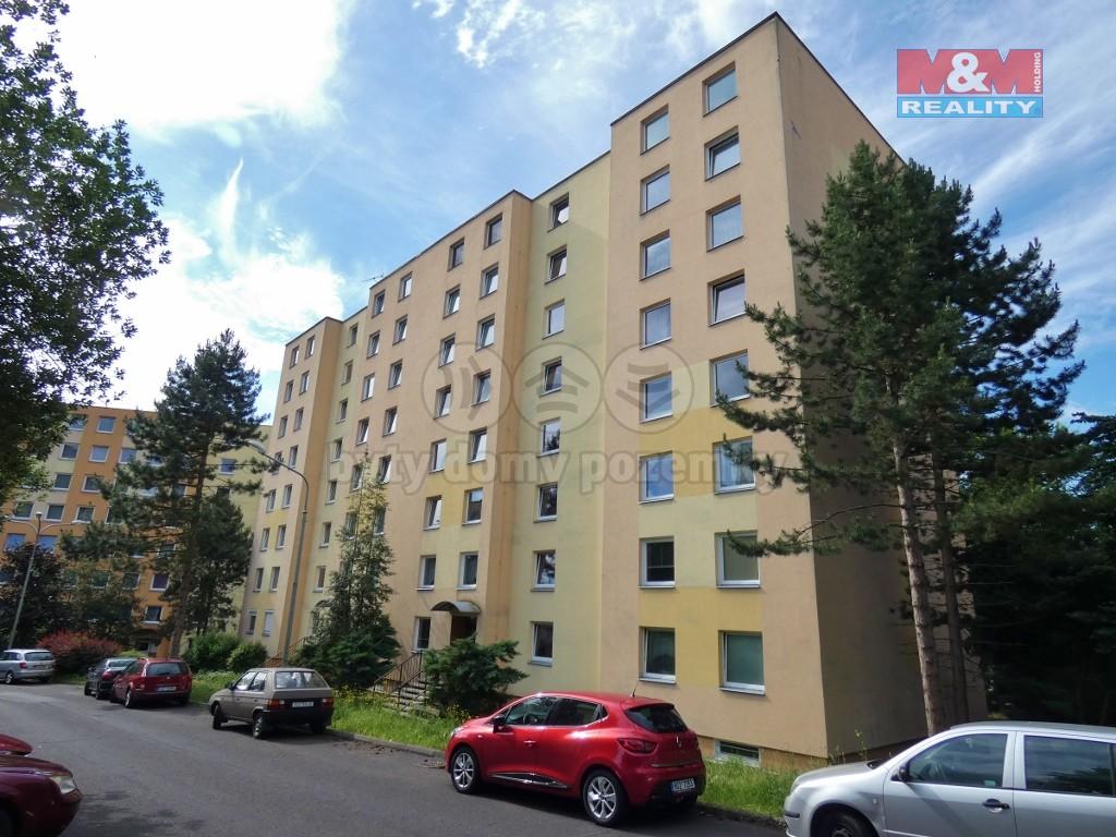 Prodej, byt 2+kk, 48 m2, DV, Ústí nad Labem, ul. Vojanova