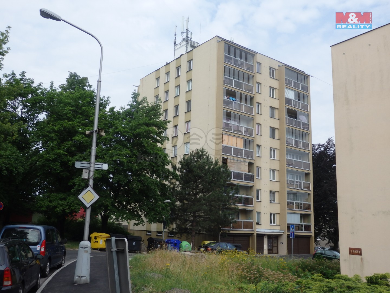 Pronájem, byt 3+1, 75 m2, Frýdek - Místek, ul. Pod Školou