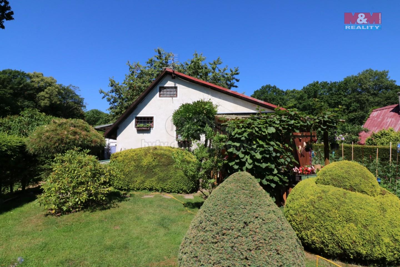 Prodej, zahrada, 473 m2, Jirkov - Červený Hrádek