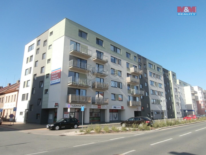 Pronájem, byt 2+kk, 53 m2, Pardubice, ul. Pichlova