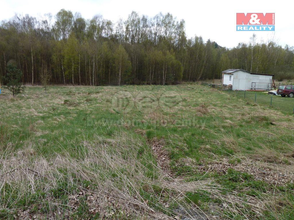 Prodej, pozemek, 3944 m2, Skalná - Vonšov