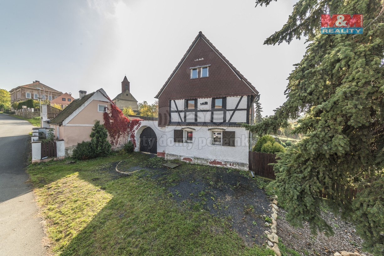 Prodej, Rodinny dům, Hrobčice - Chouč