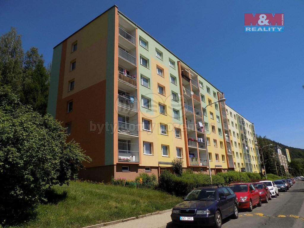 Prodej, byt 1+1, 34 m2, DV, Děčín, ul. Na Pěšině