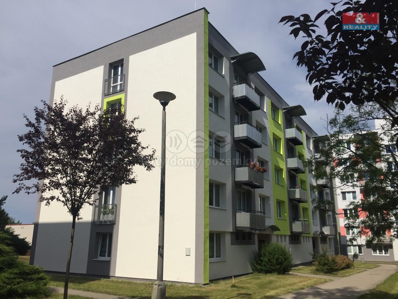 Prodej, byt 3+1, 63 m², Tábor, ul. Sokolovská