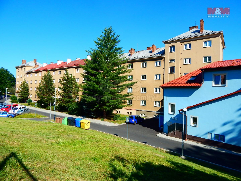 Prodej, byt 2+1, PV, 51 m2, Litvínov, ul. Podkrušnohorská