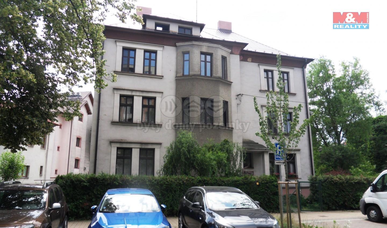 Pronájem, byt 1+1, Ostrava - Mariánské Hory, ul. Korunní