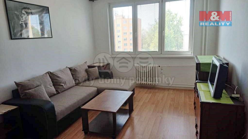 Pronájem, byt 1+1, 38 m2, Ostrava - Zábřeh, ul. Výškovická