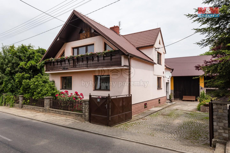 (House, Opava, Štěpánkovice)