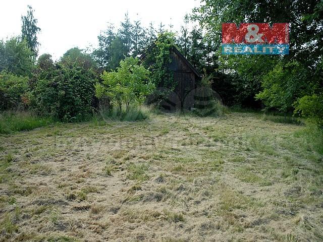 Prodej, pozemek, 1818 m2, Bílá Třemešná