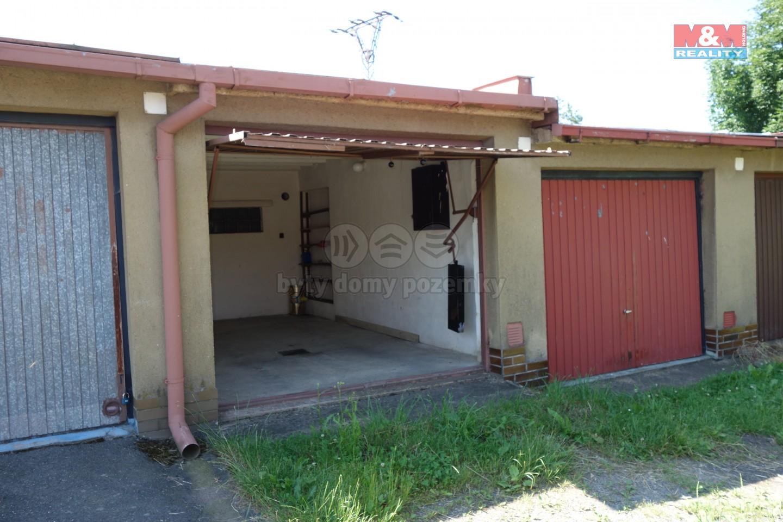 Prodej, garáž, Svitavy, ul. U Viaduktu