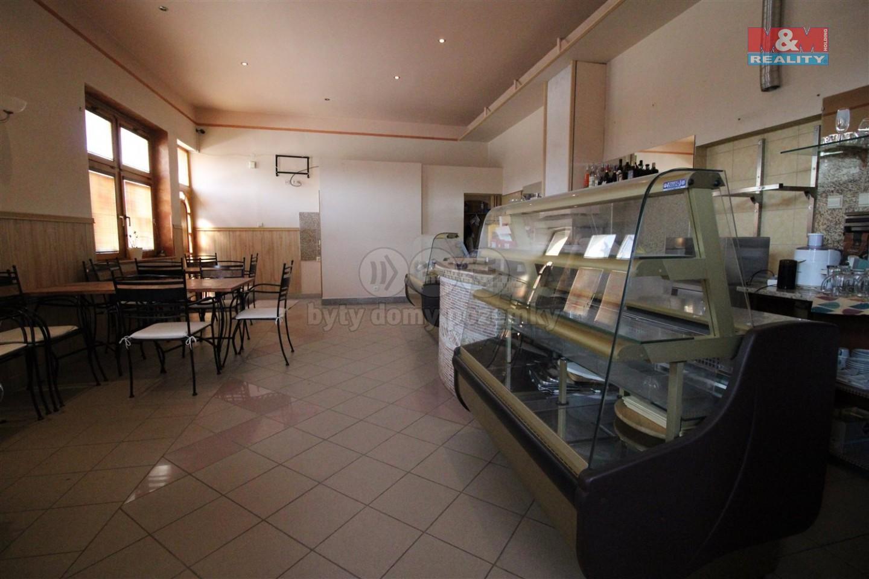 Pronájem, komerční prostory, 50 m², Tetčice, ul. Nádražní