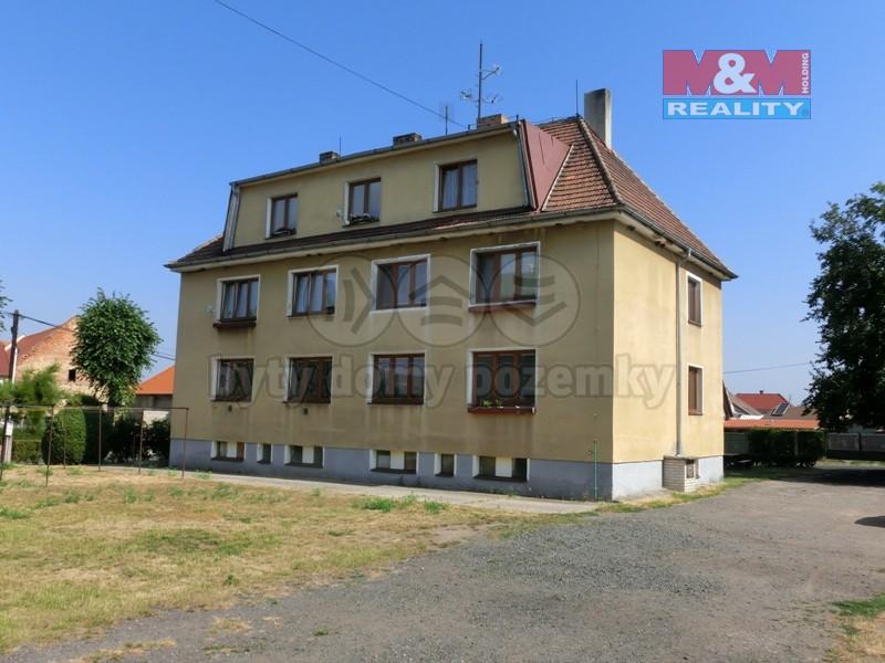 Prodej, byt 1+kk, 30 m², Bohušovice nad Ohří - Hrdly