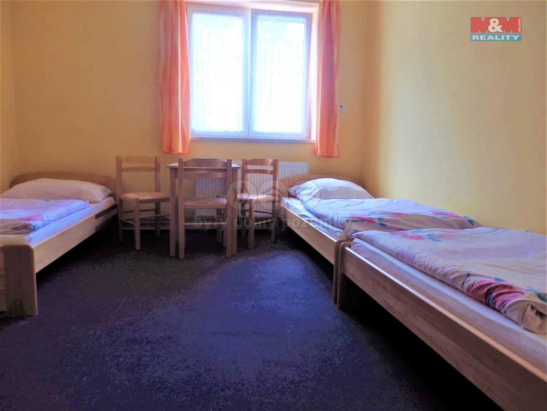 Pronájem, byt, 15 m2, Komorní Lhotka