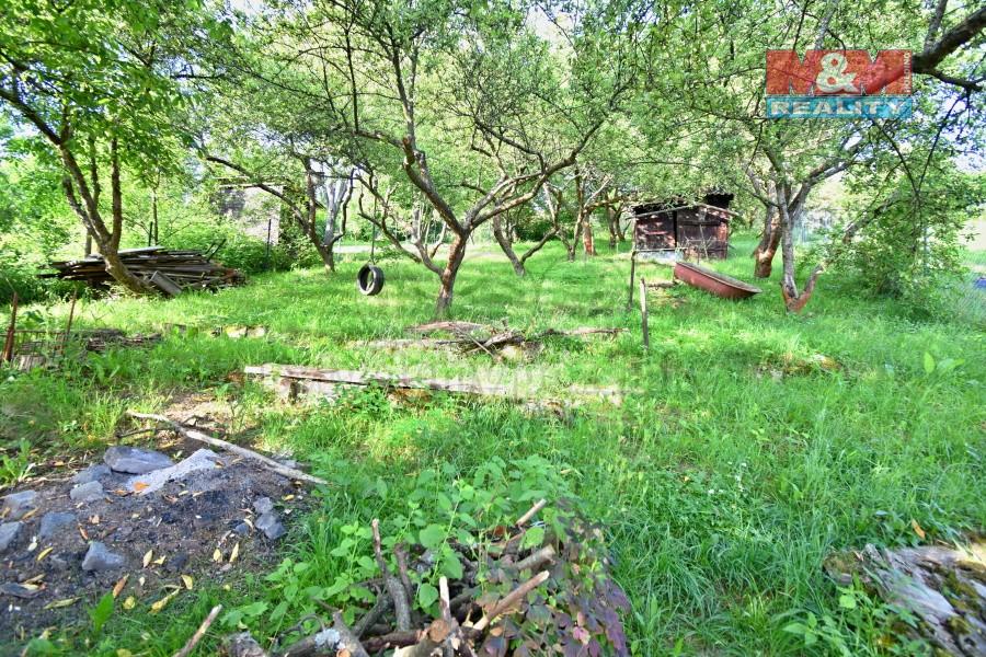Prodej, pozemek, 776 m2, Vsetín, ul. Za Díly