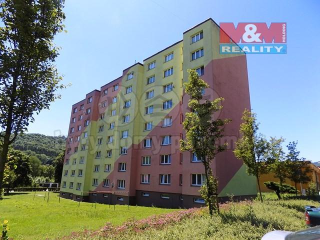 Prodej, byt 1+1, OV, 40 m2, Benešov nad Ploučnicí
