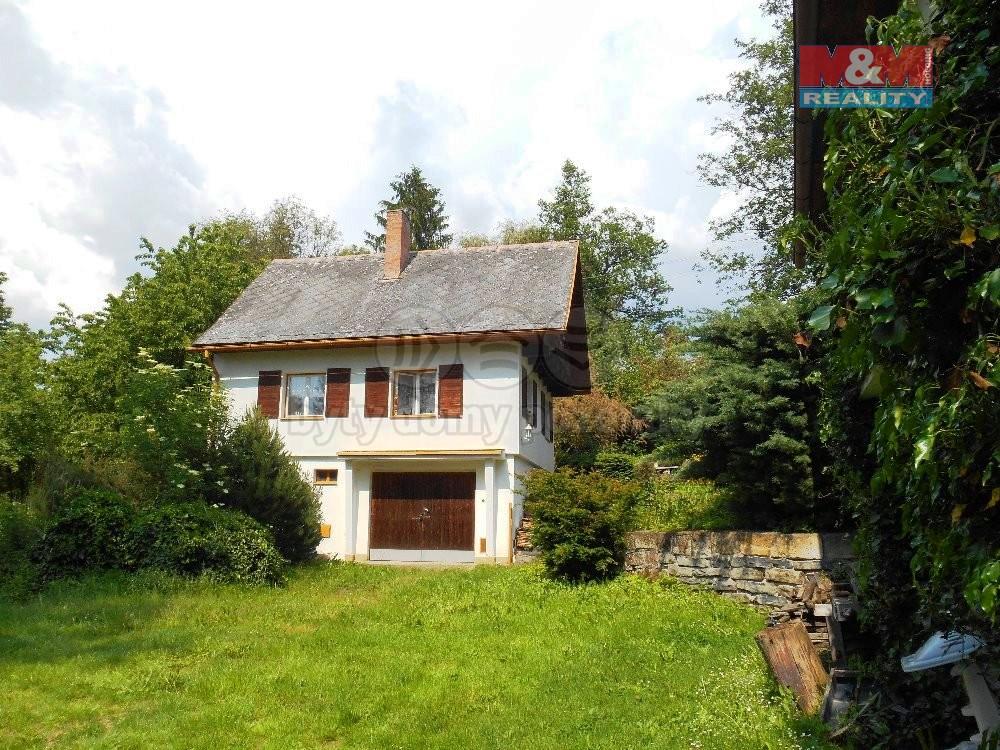 Prodej, rekreační chata, 80 m2, Lukov u Úštěku