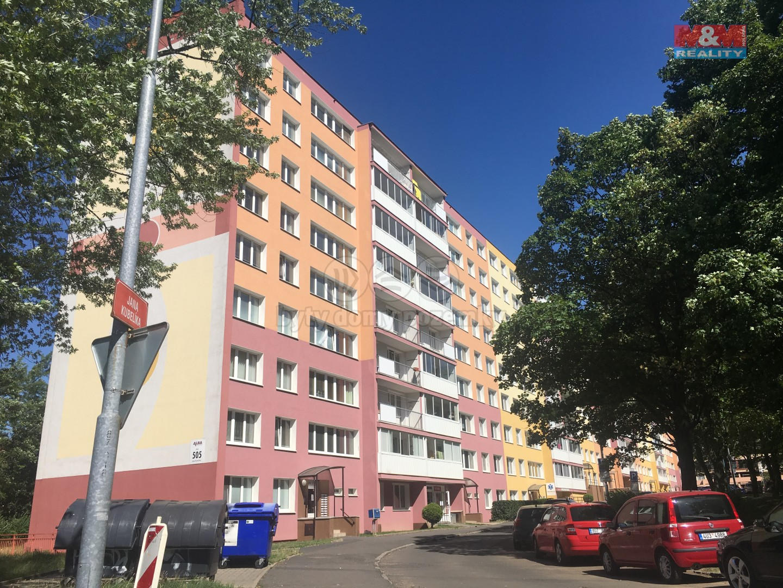 Prodej, byt 4+1, 84 m2, OV, Most, ul. J. Kubelíka