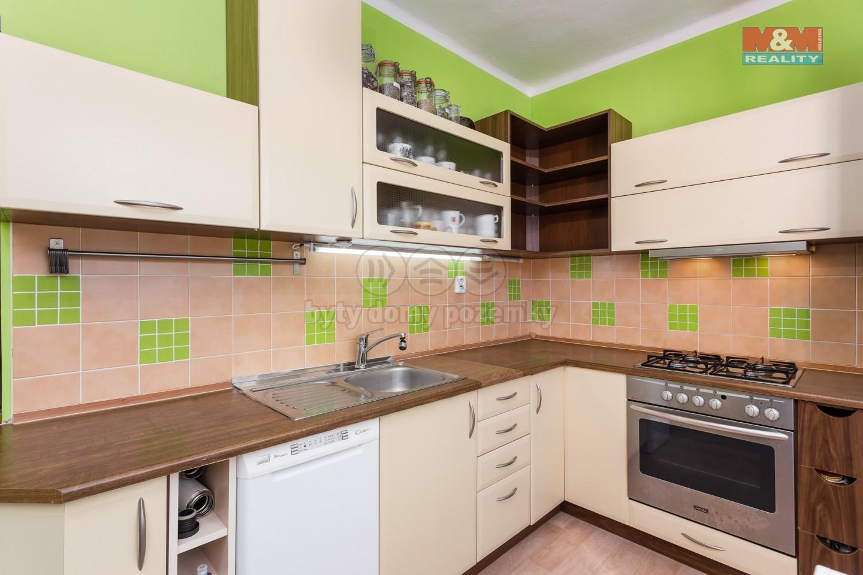 Prodej, byt 2+1, 51 m2, OV, Opava - Město
