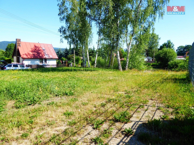Prodej, pozemek, 391 m2, Hroznětín - Velký Rybník