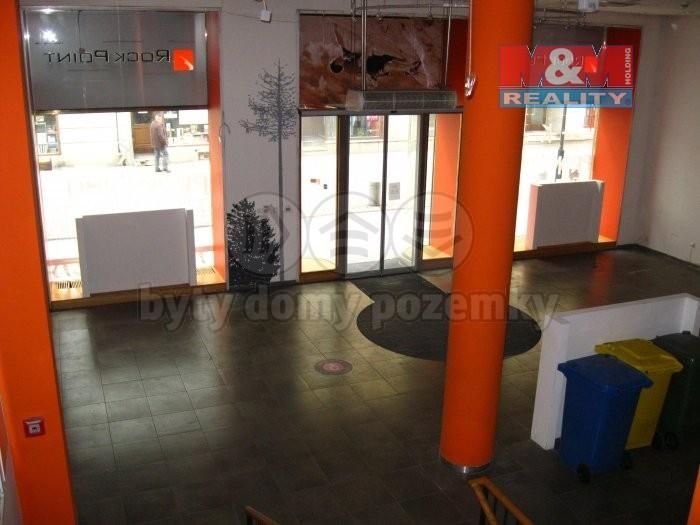 Prodej, obchod a služby, 1200 m², Ostrava, ul. Poštovní