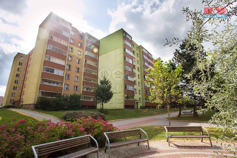 Prodej, byt 1+1, 38 m², Orlová, ul. Masarykova třída