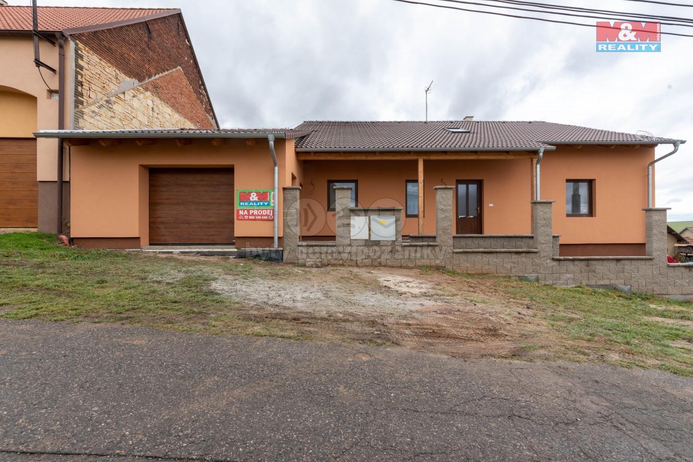 Prodej, rodinný dům 4+kk, 1156 m², Řevničov, ul. Draha