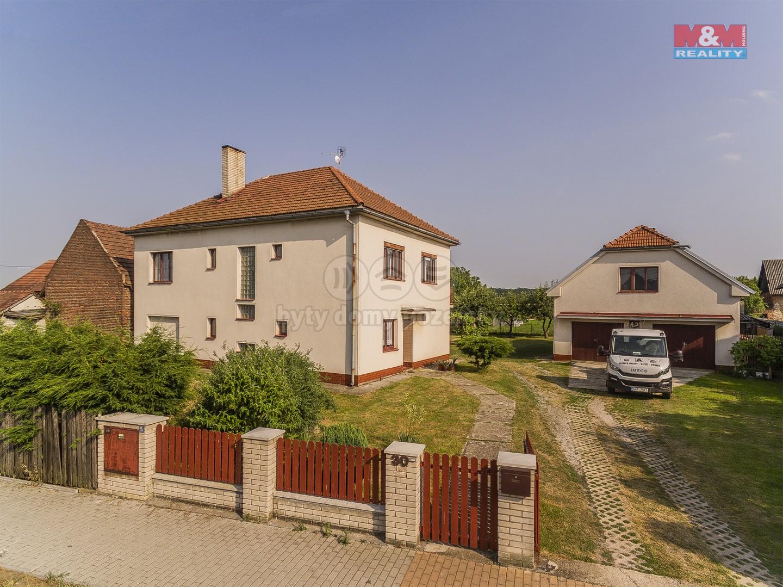 Prodej, rodinný dům, Káranice