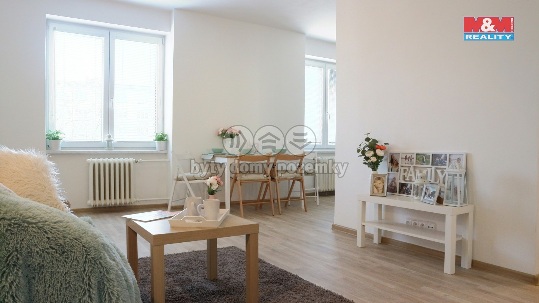 Prodej, byt 2+kk, Česká Třebová, ul. Nové náměstí
