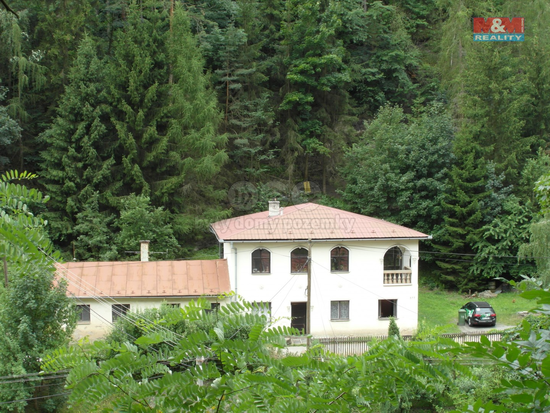 Prodej, rodinný dům, Lysice, ul. Zámecká