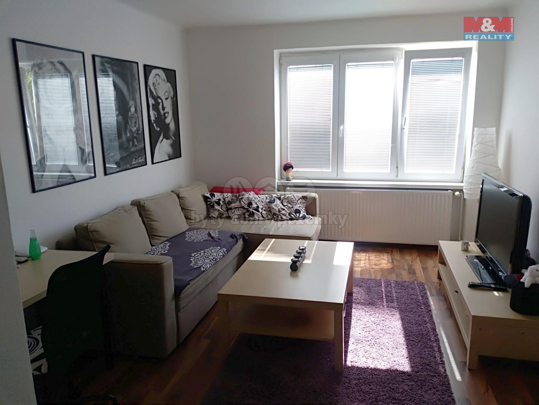 Prodej, byt 2+1, 74 m2, OV, Krnov, ul. Hálkova